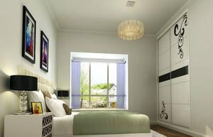 小卧室背景墙效果图