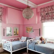 精致型儿童房床装修