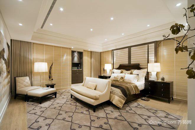 200平米奢华欧式兼顾文人风格的独栋别墅装修图