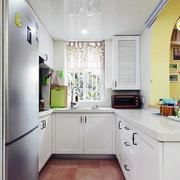 两室两厅厨房装修