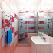 小卫生间水池装修图片