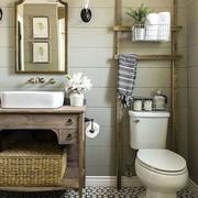 简约型卫生间设计