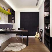 时尚风格单身公寓装修