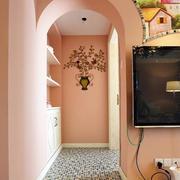 三室一厅拱门装修