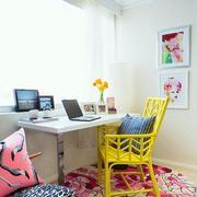 单身公寓书房装修设计