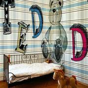 创意型儿童房床装修