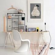 温馨型书房装修设计
