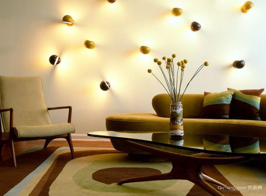 2015温馨宜家中式风格卧室装修效果图