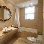 精致型洗手间设计图片