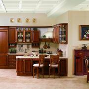 传统型厨房装修设计