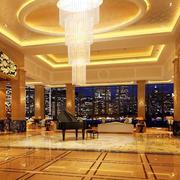 酒店大厅吊顶设计