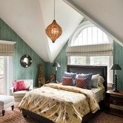 自然风格小卧室设计