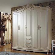 欧式风格衣柜装修图片