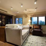 复式楼客厅设计案例