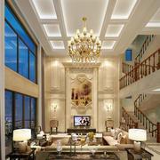 别墅吊顶设计图片