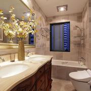 复式楼卫生间设计
