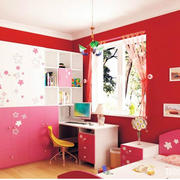 唯美风格卧室装修图片