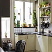 房屋厨房装修欣赏