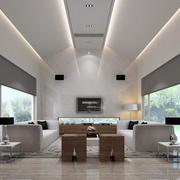 简约风格别墅设计图片
