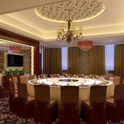 饭店包房设计图片