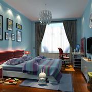 清爽型卧室设计大全