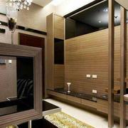 单身公寓玻璃隔断装修