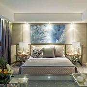 清新型卧室装饰画