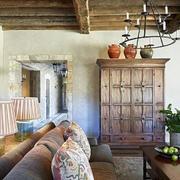 恬静型房屋装修设计