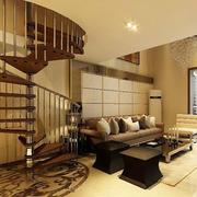 温馨型楼梯装修图片