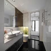 样板房卫生间装修设计