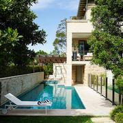 房屋游泳池装修设计