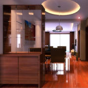 深色调家具设计图片
