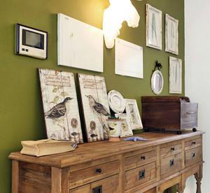 极具鲜明特色有创意有品质的三居室新房装修设计效果图