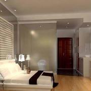 温馨色调公寓装修设计
