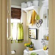 清爽系列浴室装修图片