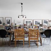 简洁风格餐厅装饰图片
