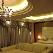 暖色调房间装修设计