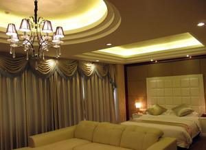 放松身心 空灵美焕的房间布置颜色搭配装修效果图大全