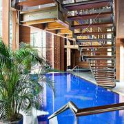 公寓游泳池设计图片