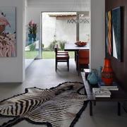 公寓地板砖设计图片