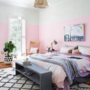 卧室装饰画效果图