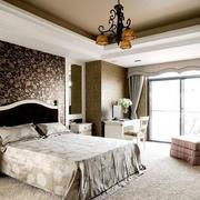 冷色调小卧室装修