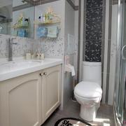 两室一厅卫生间装修
