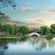 园林小桥装修图片