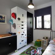 自然风格儿童房装修