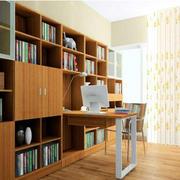 精致型书柜装修设计