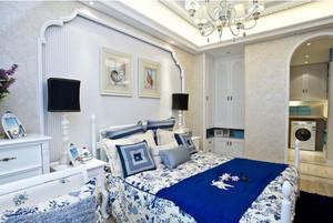 欧式风格小卧室装修