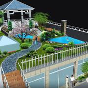 花园小径装修设计