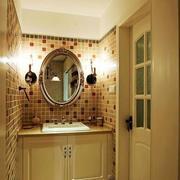 三室一厅卫生间装修