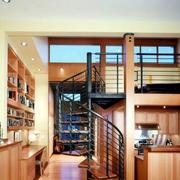 现代创意楼梯装修图片